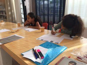 Workshop Gedichten Schrijven voor kinderen