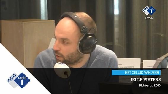 dichter op 2019 (NPO Radio 1)